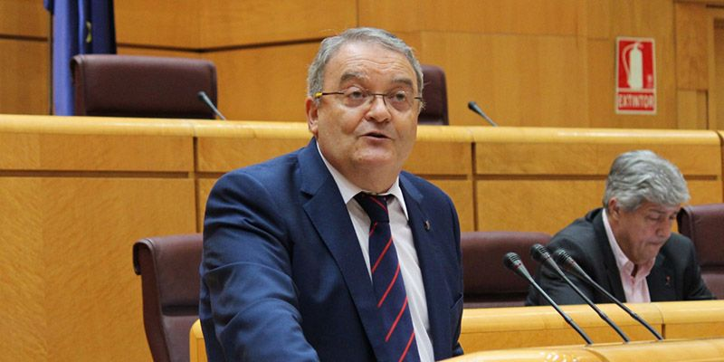 """De las Heras """"Estos Presupuestos permiten a España liderar el crecimiento económico en Europa"""""""