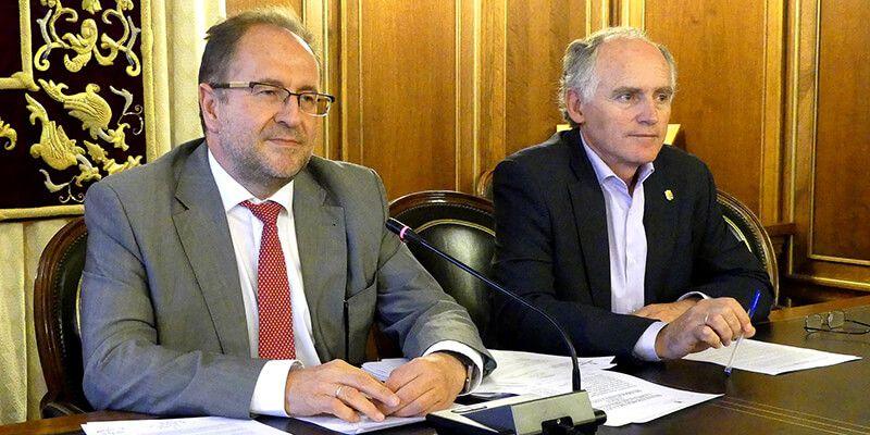 Diputación de Cuenca sigue planteando a la Junta la continuidad del convenio para la conclusión de la residencia de Beteta