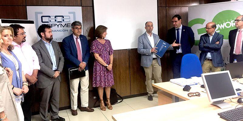 Diputación y EOI ponen en marcha los coworking de Tarancón, Iniesta y San Clemente con 61 emprendedores