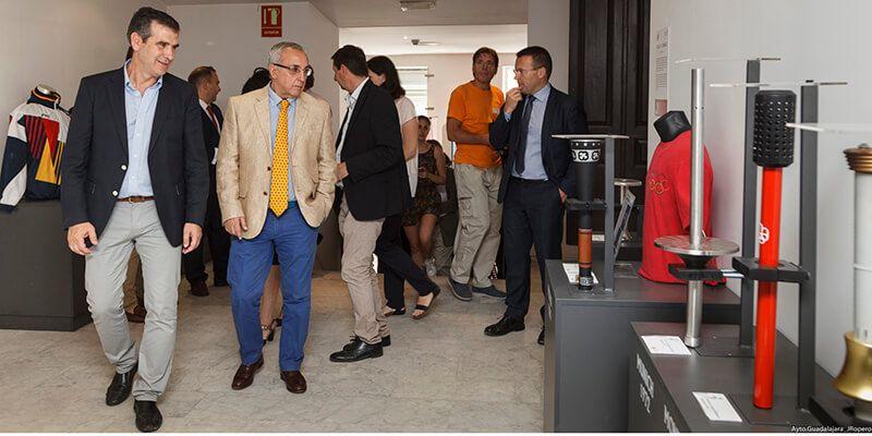 Dos mil personas han visitado ya el Museo del Deporte de Guadalajara