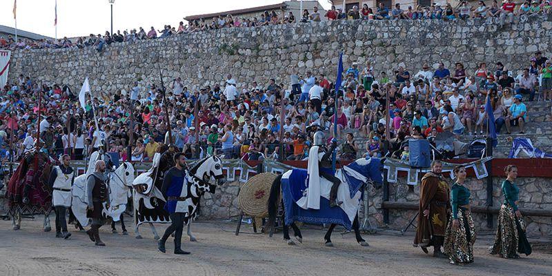 El 1 de julio Hita, ya oficialmente como uno de los pueblos más bonitos de España, celebra el Festival Medieval