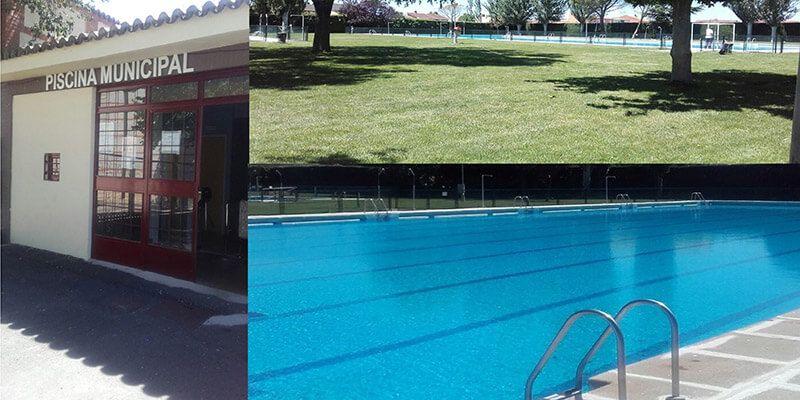 El ayuntamiento de el casar prepara la temporada de for Precio piscina municipal madrid 2017