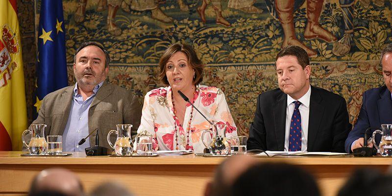 El Gobierno de Castilla-La Mancha contempla una inversión de 26,6 millones de euros para la prevención de riesgos laborales