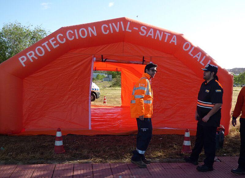 El Gobierno regional convoca subvenciones por un importe de 60.000 euros para que las localidades elaboren sus planes municipales de Protección Civil