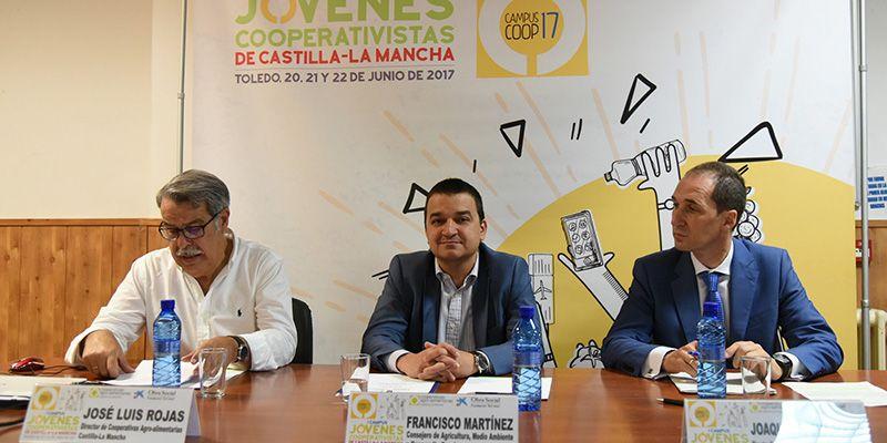 El Gobierno regional retoma las obras de regadío en Cogolludo con una inversión prevista de 6,3 millones de euros de fondos propios