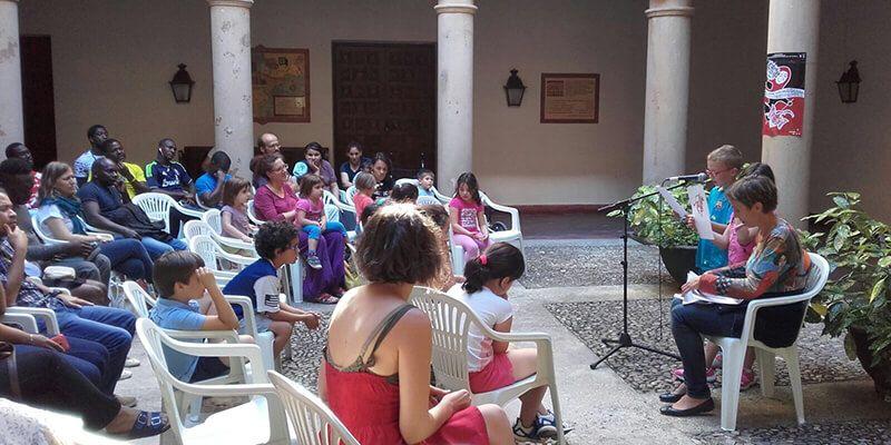 El Maratón Viajero de los cuentos llega a Sigüenza