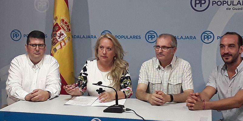 El PP de Azuqueca cree que el desgobierno de Blanco es un lastre para el municipio