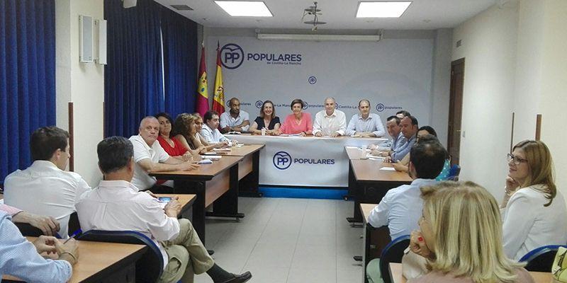 El PP reprueba a Page por consentir que nuestra región sea la única de España que despide a los docentes interinos