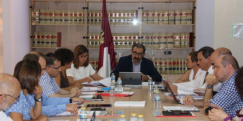 El Plan de Salud de Castilla-La Mancha continúa avanzando con los diferentes grupos de trabajo