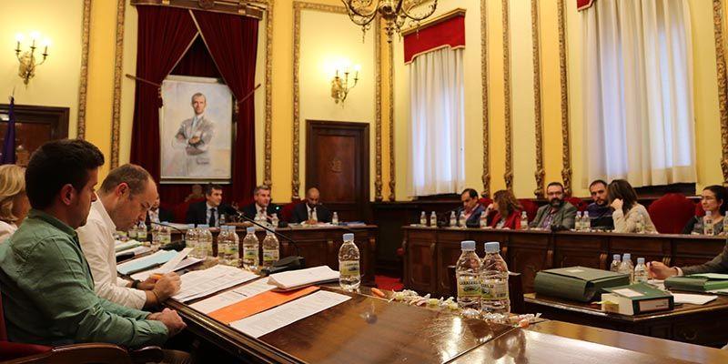 El Pleno del Ayuntamiento de Guadalajara aprueba modificar la tasa del agua y del alcantarillado