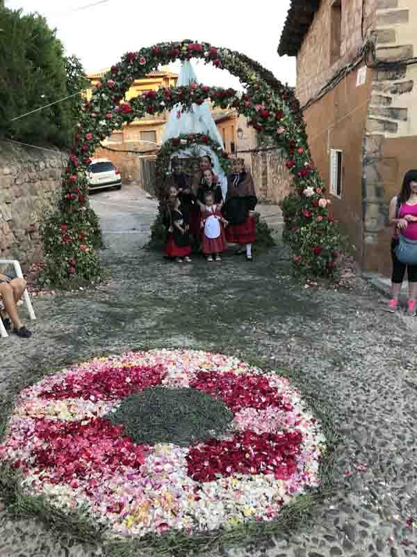 El Tinte, mejor arco de San Juan 2017 de Sigüenza
