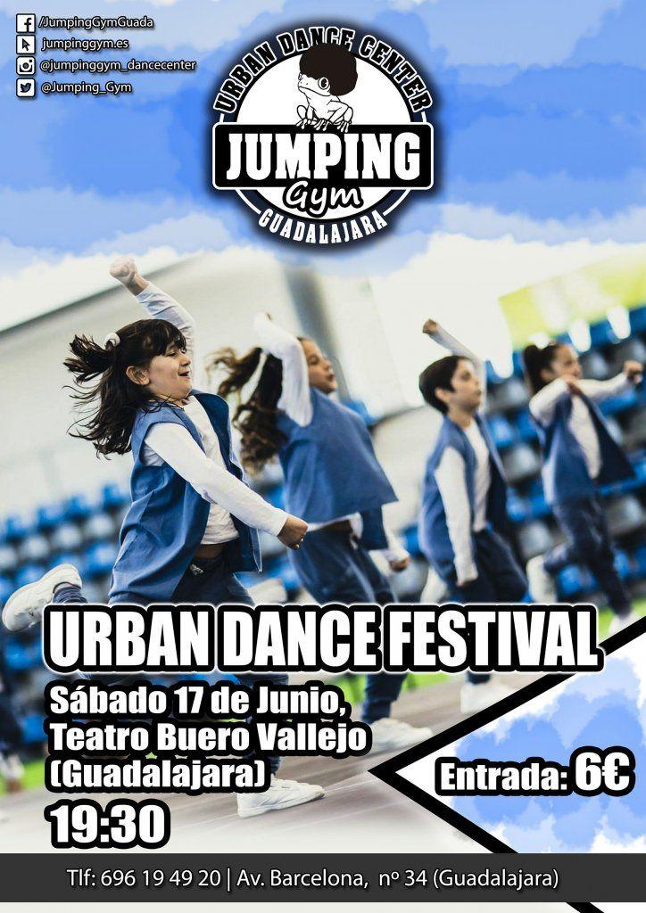 El sábado 17, Urban Dance Festival en el Buero Vallejo