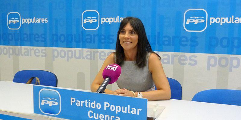 Fogarty denuncia que Page tiene paralizados dos millones de euros en Patrimonio en la provincia de Cuenca