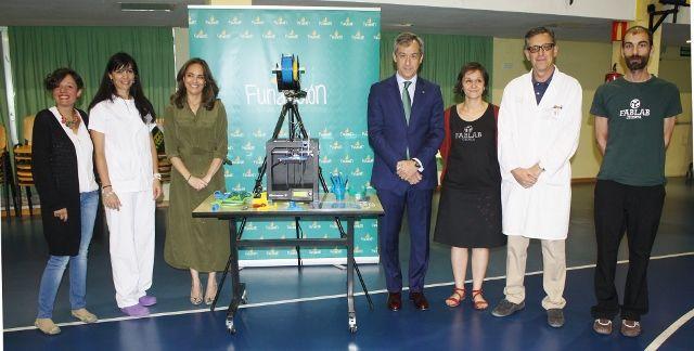Fundación Caja Rural CLM muestra su sensibilidad con las personas discapacitadas en un seminario sobre tecnología 3D