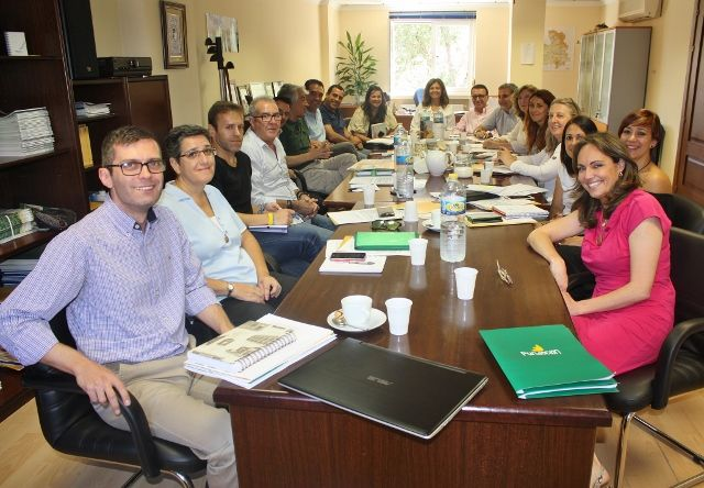 Fundación Caja Rural CLM traslada a FEAPS CLM las iniciativas que promoverá en materia de formación a personas discapacitadas