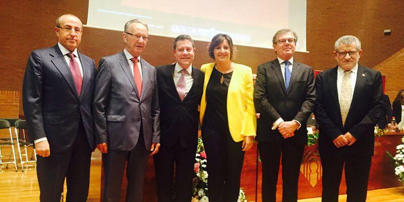 Globalcaja, en el 25 aniversario del Consejo Social de la UCLM