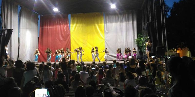Gran festival de fin de curso de la Escuela Municipal de Danza de Alovera