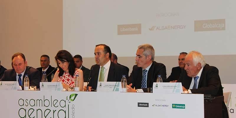 Gregorio destaca el compromiso del Gobierno de España con el sector agrario