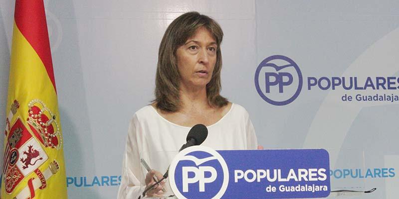 """Guarinos """"Es un insulto a Guadalajara afirmar que el segundo instituto de Educación Secundaria de Alovera está construido al 50 %"""""""