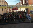 Israel y Carla Fernández prolongan en Santa Cruz de Moya su dominio del X Circuito de MTB Diputación de Cuenca
