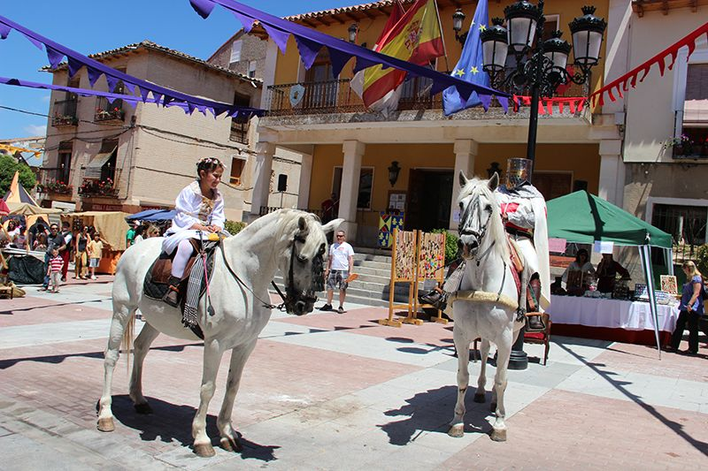 Jadraque celebra el sábado la Jornada Medieval con la Cena y Hogueras de San Juan, de Interés Turístico Provincial