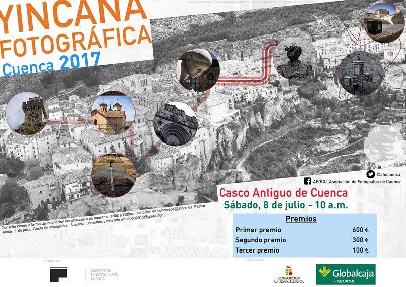 La Asociación de Fotógrafos de Cuenca convoca una yinkana fotográfica en el casco antiguo