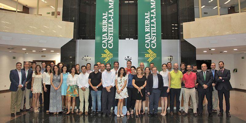 La Fundación Caja Rural Castilla-La Mancha ayuda a hablar para convencer