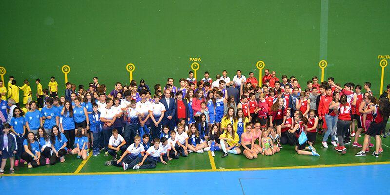 La Gala del Deporte de Guadalajara pone el broche final al Campeonato Regional de Deporte en Edad Escolar