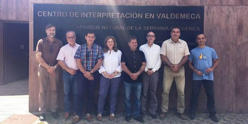 La Junta abre el Centro de Interpretación del Parque Natural de la Serranía de Cuenca ubicado en Valdemeca