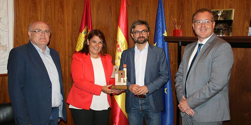 La Junta concede a Tarancón el tercer premio del proyecto 'ARUIs'