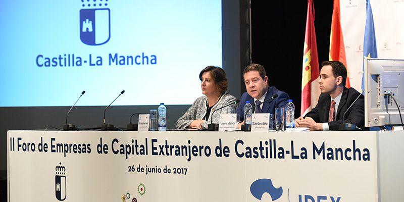 La Junta consolida su estrategia de captación de inversiones con un nuevo portal web, catálogo y video promocional