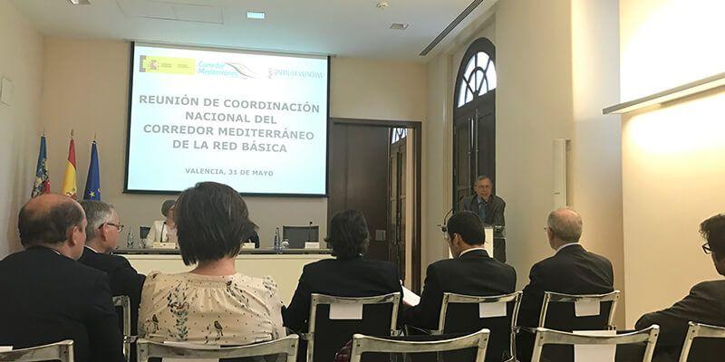 """La Junta ensalza la """"destacada"""" situación geoestratégica de la región tanto dentro del Corredor Atlántico como en el Mediterráneo"""