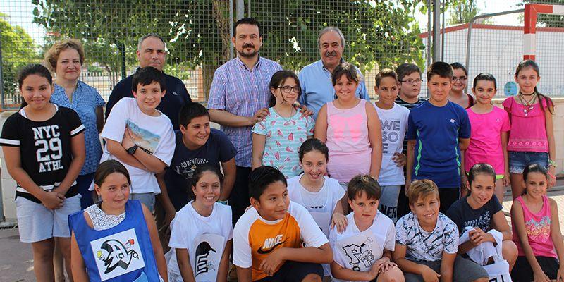 La Junta felicita a los dos centros de Castilla-La Mancha premiados por Atresmedia por ser los más activos de España en hábitos saludables