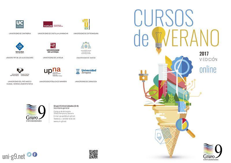 La UCLM impartirá dos cursos de verano online de los ofertados por el G9 en su V edición