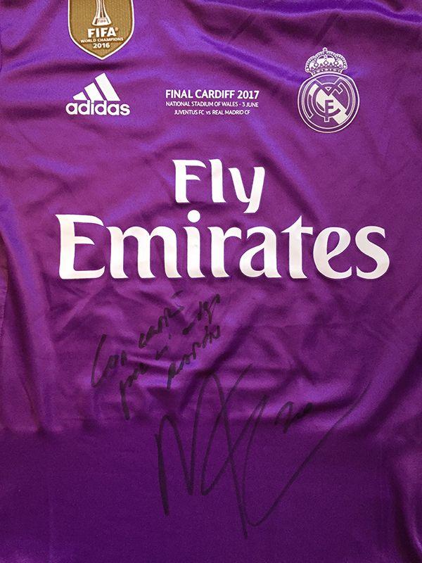 La camiseta del décimo Roland Garros de Nadal o la de la duodécima Champions del Madrid ya forman parte del Museo del Deporte