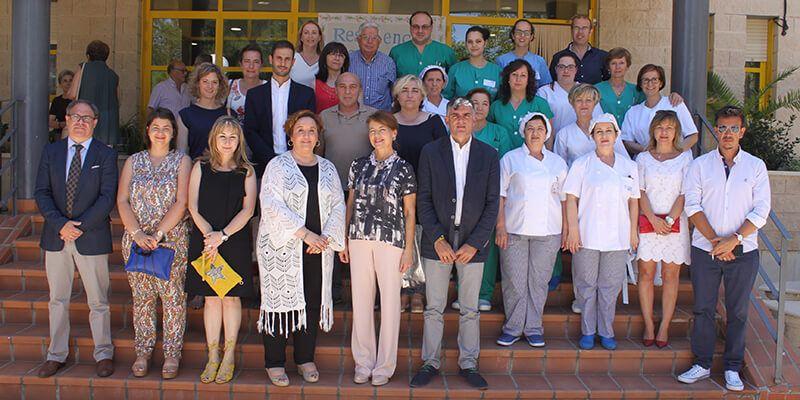 La residencia de personas mayores 'Abuela Santa Ana' de El Pedernoso cumple 25 años