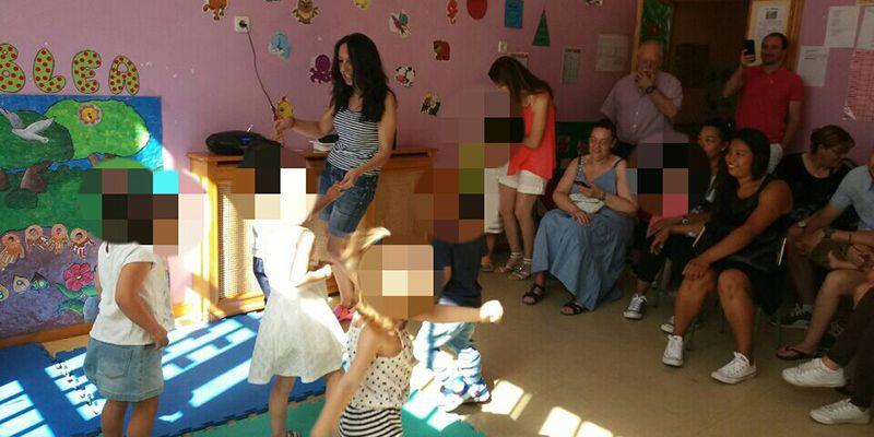 Las escuelas infantiles Alfanhui y Los Manantiales clausuran el curso escolar con sendas fiestas fin de curso