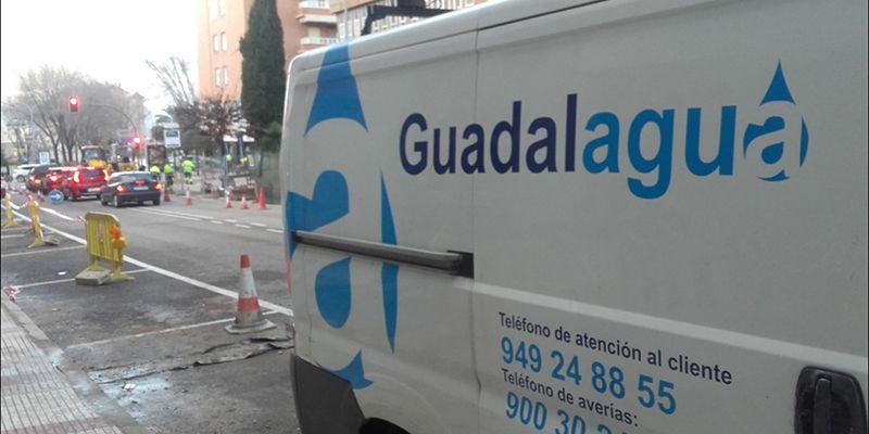 Las incidencias en la red de abastecimiento de agua se redujeron en Guadalajara el 23% en 2016