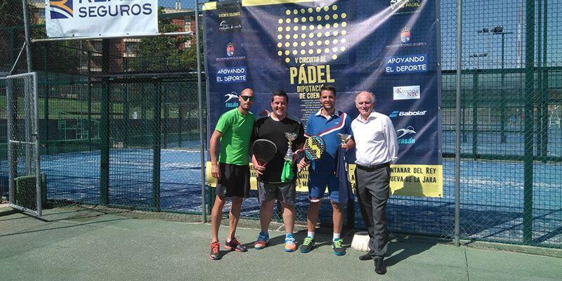 Las instalaciones de Nuevo Tenis Cuenca acogen el estreno del V Circuito de Pádel Diputación de Cuenca