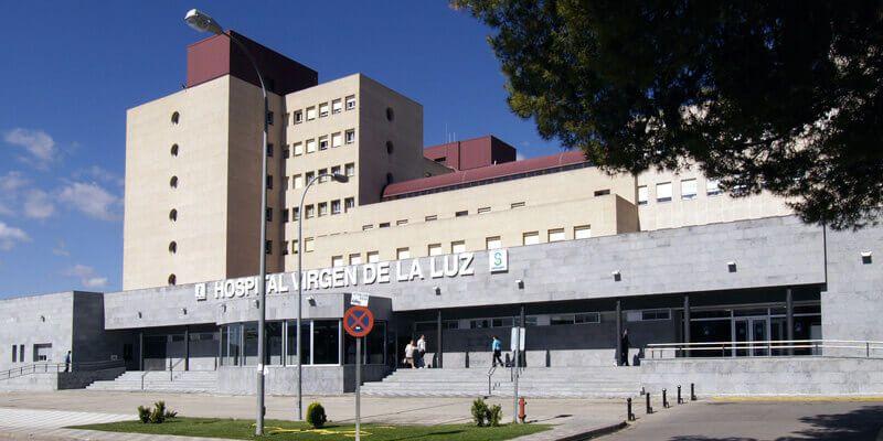 Las obras de remodelación en el área de Salud Mental no afectarán a la disponibilidad de camas en el Hospital Virgen de la Luz de Cuenca
