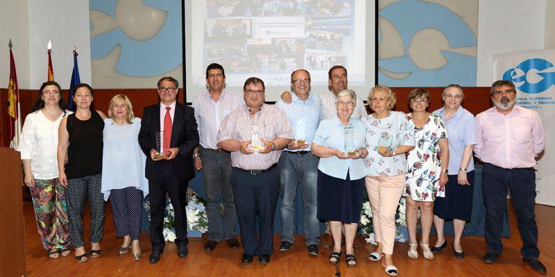 Las residencias de Horcajo y Santa María del Campo Rus, premiadas por ACESCAM