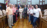 """Latre:""""El equipo de funcionarios de la Diputación está bien preparado para atender las demandas y servicios municipales básicos de nuestros pueblos"""""""