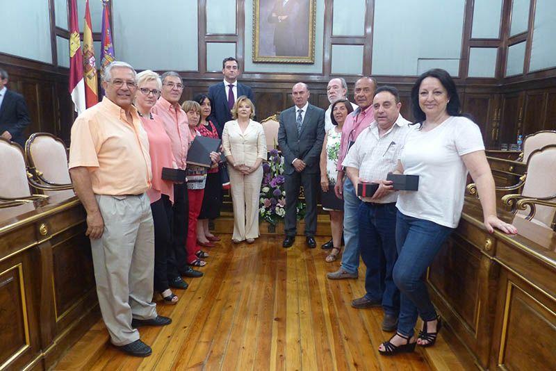 """Latre""""El equipo de funcionarios de la Diputación está bien preparado para atender las demandas y servicios municipales básicos de nuestros pueblos"""""""