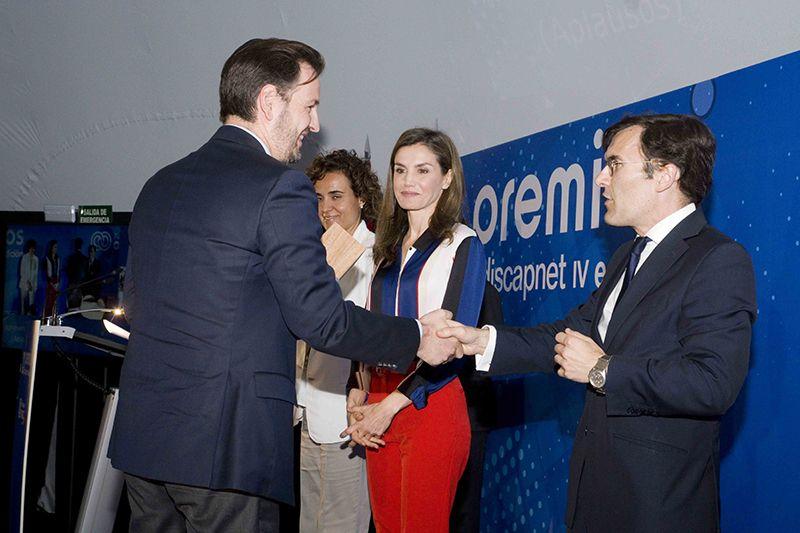 Los Premios Discapnet de Fundación ONCE distinguen a Samsung por integrar la accesibilidad en sus dispositivos