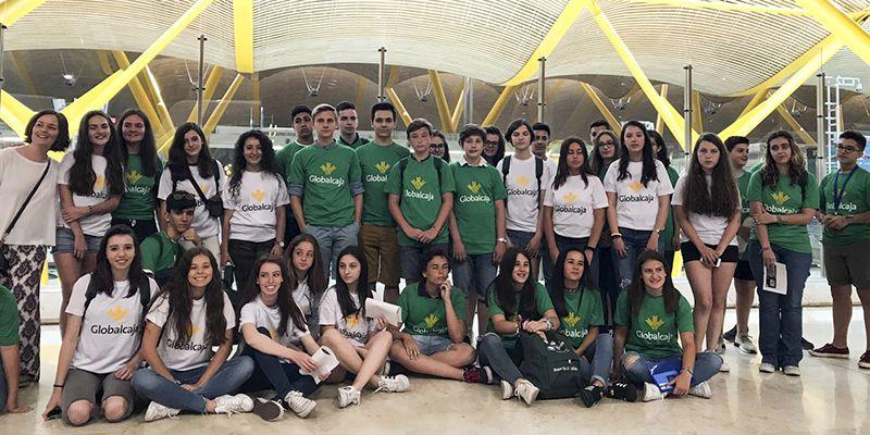 Más de 60 jóvenes de la región, rumbo a Irlanda con Globalcaja XXII y su Start Up English