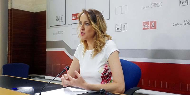 """Maestre se olvida de las primarias y asegura que """"nadie concibe el PSOE de C-LM sin Emiliano García-Page al frente"""""""