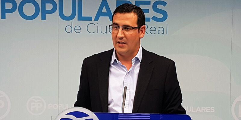 """Manuel Borja """"Page se ha empeñado en destrozar el sistema educativo de la provincia de Ciudad Real"""""""