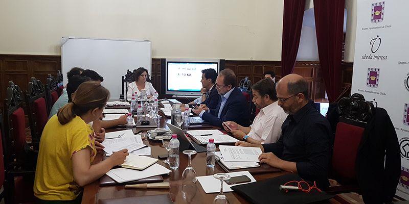 Mariscal presidirá la Comisión de Patrimonio y Ciudad del Grupo de Ciudades Patrimonio de la Humanidad