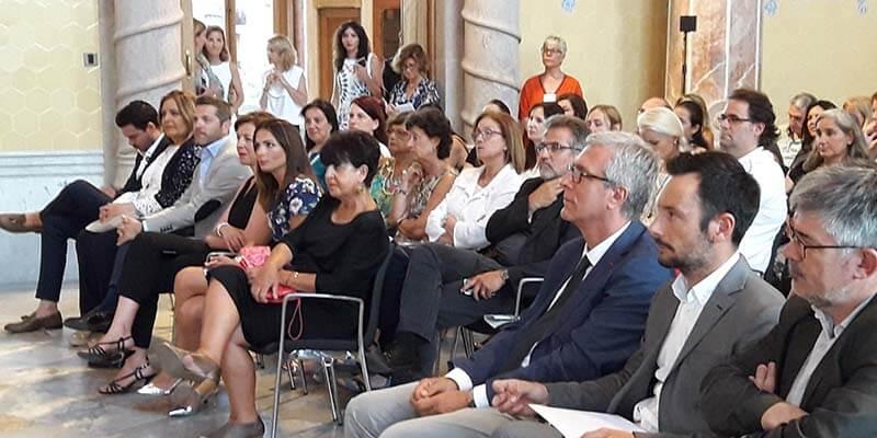 Marta Segarra representa a Cuenca en la presentación de la Oferta Turística de las Ciudades Patrimonio y Madrid en Barcelona