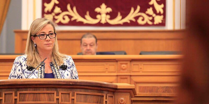 """Merino """"Page es el primer presidente de la región que ha perdido 150 millones de euros de los fondos europeos de desarrollo rural"""""""